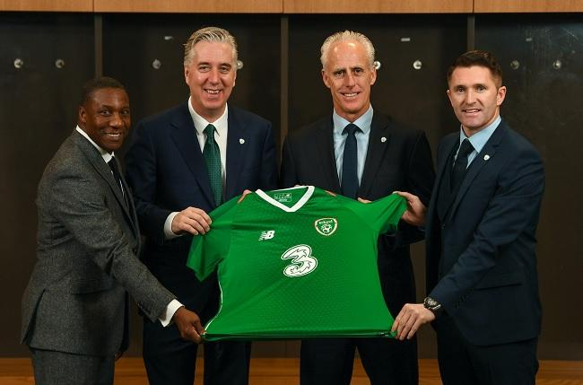 Mick McCarthy confirmed as Republic of Ireland manager with Stephen Kenny as successor