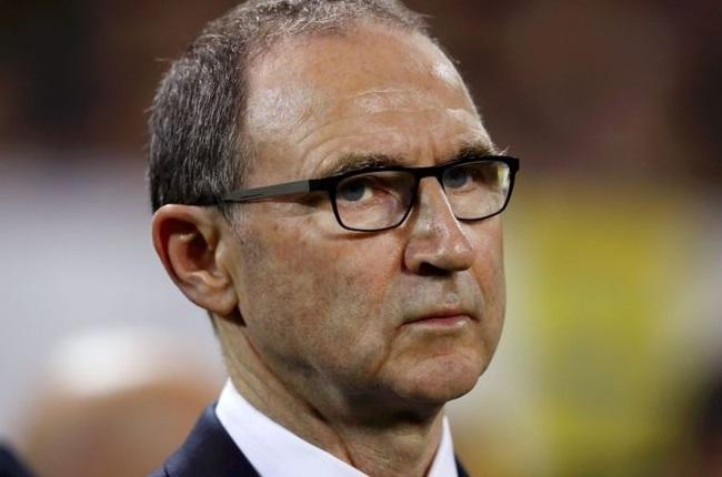 Martin O'Neill opens up on Republic of Ireland departure